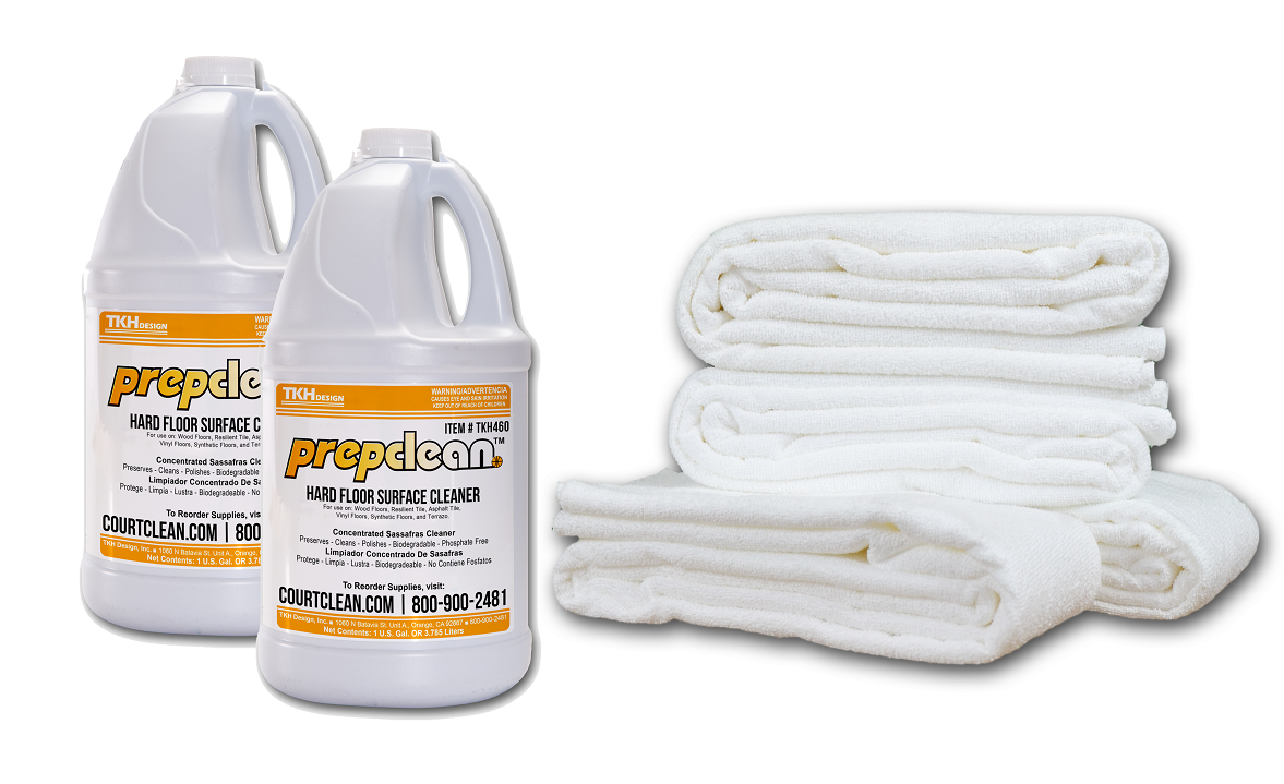 Prepclean Tune Up Kits for Hard Floor Surfaces