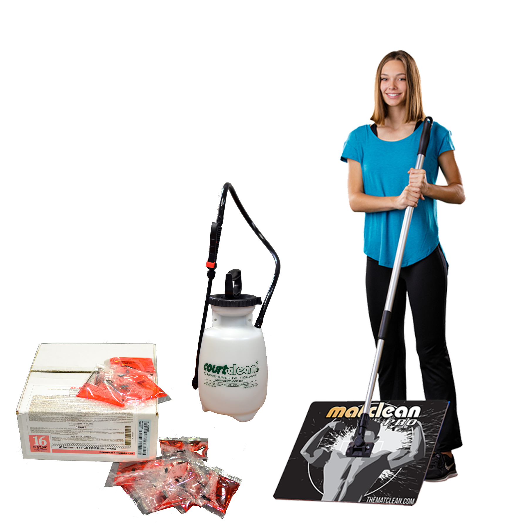 Matclean Pro Value Package