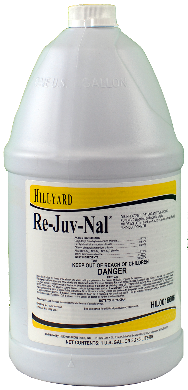 Re-Juv-Nal Hospital Grade Concentrated Disinfectant
