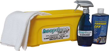 HoopClean Start-Up Kit
