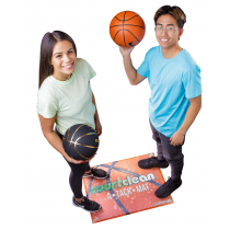TKH4711- Basketball A*Tack*Mat with 120 Pads