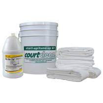 TKH630 8' Re-Juv-Nal Tune Up Kit For Disinfecting Mats & Covers